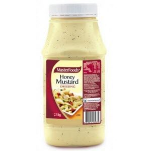 Honey Mustard Dressing 101472