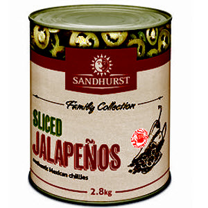 Jalapeno Pepper Sliced 2.8kg 100265