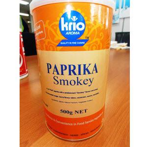 Krio Paprika Smokey Ground GF 500g
