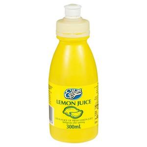 Lemon Juice Squeeze Plastic 102328
