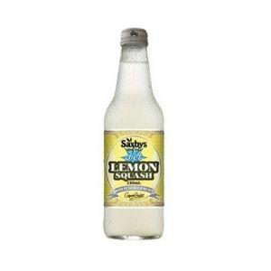 Lemon Squash Glass Bottles 15 X 330m