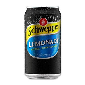 Lemonade Cans 24 X 375ml
