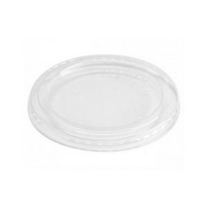 Lid Flat Large Cups 100s For 425ml