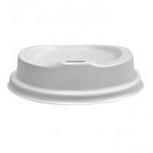 Lid Sippa For 8 12 16oz Coffee Cups 100s White