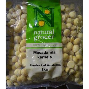 Macadamia Nuts Kernels Unsalted 101536
