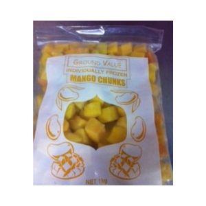 Mango Diced Budget 1kg Ground Value