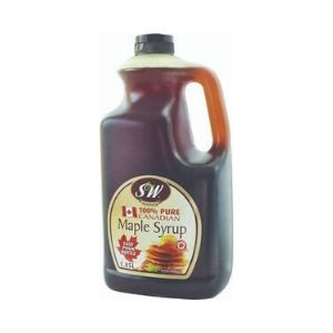 Maple Syrup Pure 1.85L