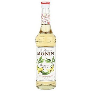 Monin Banana Yellow Syrup 102493