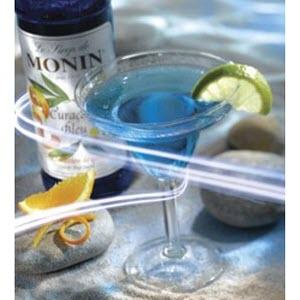 Monin Blue Curacao Syrup 104255