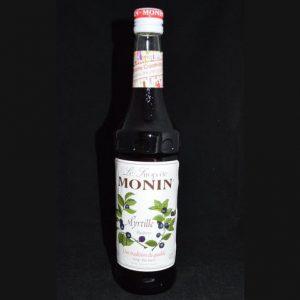 Monin Blueberry Syrup 700Ml 103742