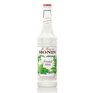 Monin Frosted Mint Syrup 102884