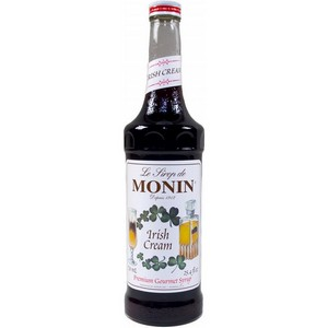 Monin Irish Cream Syrup 101310