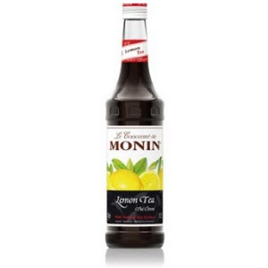 Monin Natural Lemon Tea 100117