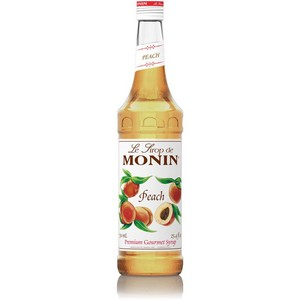 Monin Peach Syrup 102263