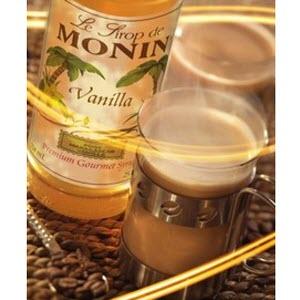 Monin Vanilla Syrup 700ml 101073 2