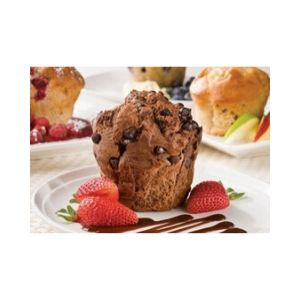Muffins Double Chocolate 6 X 150g