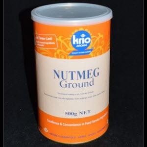 Nutmeg Ground Canister 500g