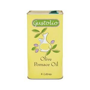 Oil Olive Pomace 4L