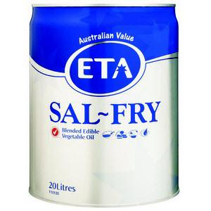 Oil Vegetable Salfry 101621
