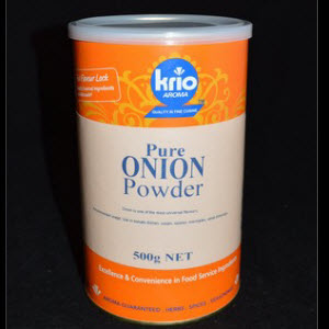 Onion Powder Canister 500g