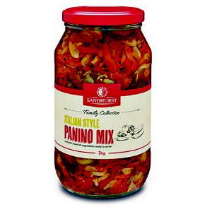 Panino Vegetable Mix 2kg 101017