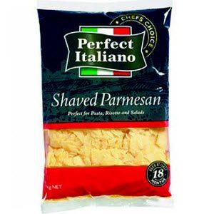 Parmesan Shaved 1kg