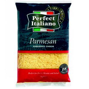Parmesan Shredded 1kg