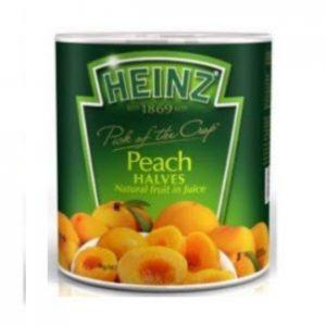Peach Halves In Juice 104660