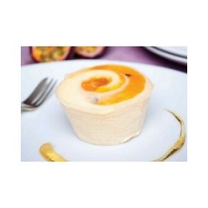 Peach Passionfruit Cheesecake Mini GF 8 X 100g