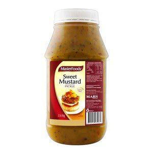 Pickles Mustard 104573