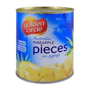 Pineapple Pieces 100568