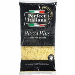 Pizza Plus Cheese 2kg