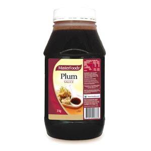 Plum Sauce 100928