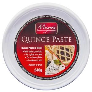 Quince Paste 104822