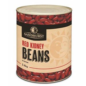 Red Kidney Beans 6 X 2.5kg 101556