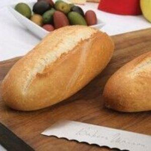 Rolls Sandwich 11301 White 45s Par Baked Bread