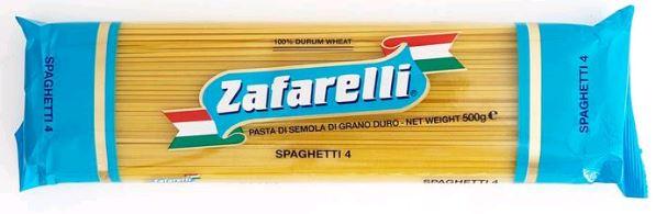St-Zafarelli Spaghetti