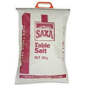 Salt Table 10kg Sack