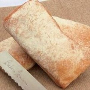 Sandwich Ciabatta 11801 64s Fully Baked Bread