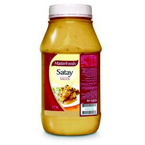 Satay Sauce Traditional 101297