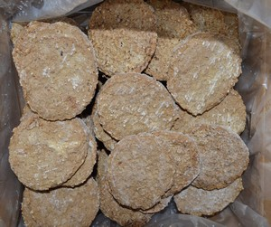 Sausage Breakfast Patties 81 X 45g Fully Cooked
