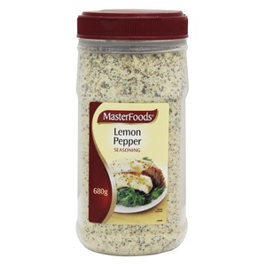 Seasoning Lemon Pepper 105429