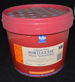 Seasoning Portuguese 7kg