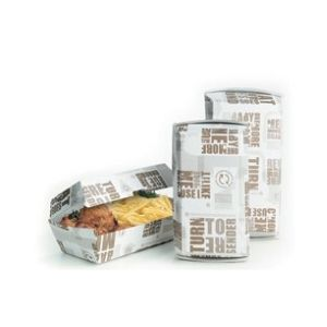 Snack Box Regular Cardboard 200s