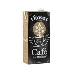 Soy Milk Cafe UHT 12 X 1L