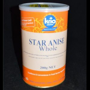 Star Anise Whole Canister 200g