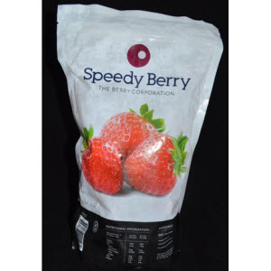 Strawberries Frozen 1kg A Grade