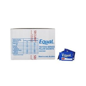 Sugar Equal Portion Control 750s