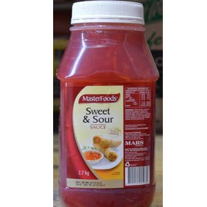Sweet And Sour Sauce 100709 2