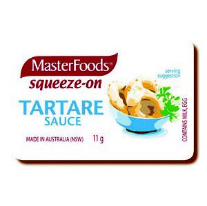 Tartare Sauce Squeeze Portion Control 100887 2